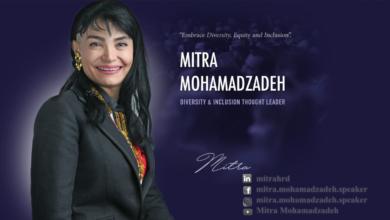Photo of میترا محمد زاده با ویژنتو