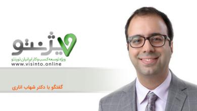 Photo of گفتگو با آقای دکتر شهاب اناری