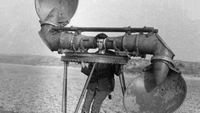 Photo of رادار انسانی مدل ۱۹۲۰