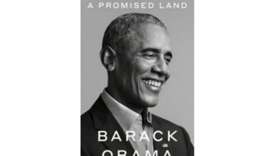 Photo of کتاب «سرزمین موعود» ؛ سری جدید خاطرات باراک اوباما