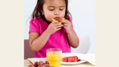 Photo of کودکان و تغذیه سالم