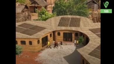 Photo of ساخت مدرسه با چاپگر سهبعدی فقط در چند روز