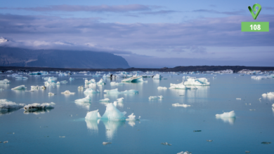 Photo of تودههای یخ تا ۵۷ درصد سریعتر آب میشوند
